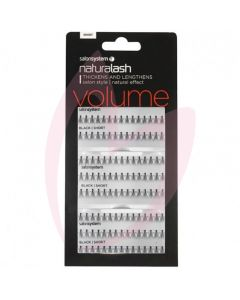 Salon System Individual Flare Lashes (Value Pack) - Short