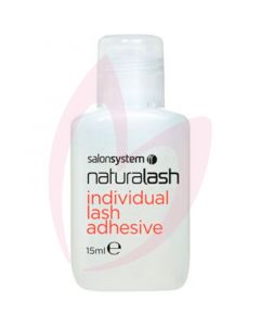 Salon System Individual Lash Adhesive - Clear 15ml
