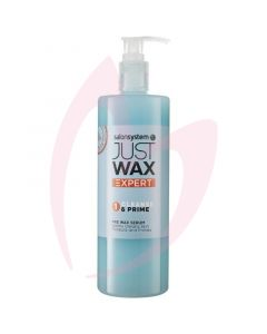Salon System Just Wax Expert Cleanse & Prime 500ml