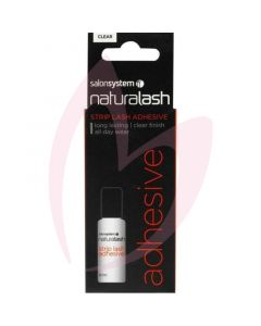 Salon System Naturalash Adhesive - Clear 8.5ml