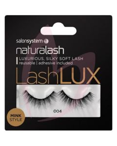 Salon System Naturalash LashLux 004 Strip Lashes