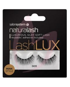 Salon System Naturalash LashLux 005 Strip Lashes