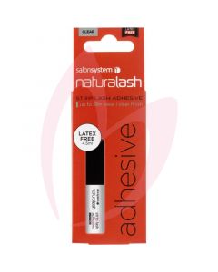 Salon System Naturalash Strip Lash Adhesive - Clear (Latex Free) 4.5ml
