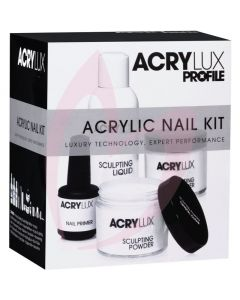 Salon System Profile Acrylux Acrylic Kit
