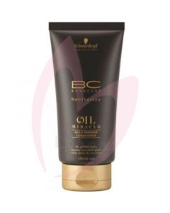 Schwarzkopf BC Bonacure Oil Miracle Gold Shimmer Conditioner 150ml