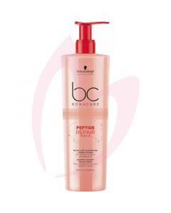 Schwarzkopf BC Bonacure Peptide Repair Rescue Micellar Cleansing Conditioner 500ml