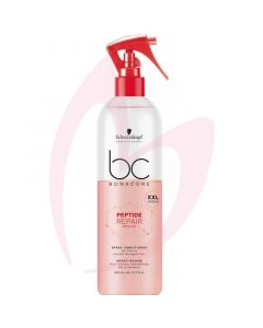 Schwarzkopf BC Bonacure Peptide Repair Rescue Spray Conditioner 400ml