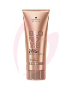 Schwarzkopf BLONDME All Blondes Keratin Restore Bonding Conditioner 200ml