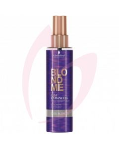 Schwarzkopf BLONDME Color Correction Tone Enhancing Spray Conditioner Cool Blondes 150ml