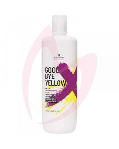Schwarzkopf Good Bye Yellow pH4.5 Shampoo 1000ml