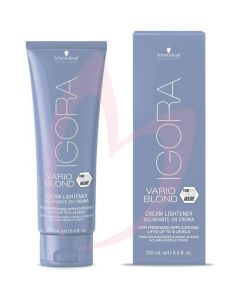 Schwarzkopf Igora Vario Blond Cream Lightener 250ml