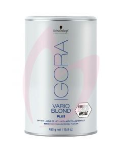 Schwarzkopf Igora Vario Blond (Plus) Blue Bleach 450g