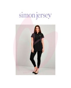 Select Ladies One Button Beauty Tunic - Black (2018)