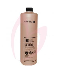Sienna X 1 Hour Tinted Spray Tanning Solution 1000ml
