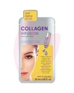 Skin Republic Face Mask Collagen Infusion (25ml)