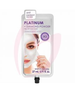 Skin Republic Platinum + Diamond powder Peel Off