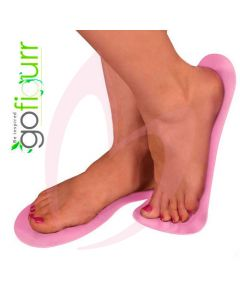 Sticky Feet Pink (Pack 25)