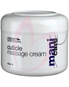 Strictly Professional Cuticle Massage Cream 450ml