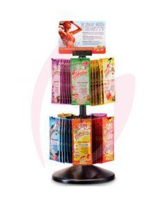 Synergy Tan Thirsty Rotating Sachet Display Deal (2019)