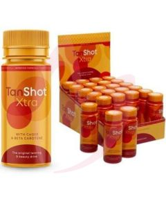 TanShot Xtra With CoQ10 And Beta Carotene - 24 x 60ml  (2020)