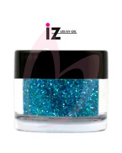 Textured Holographic Blue/Teal Glitter 6g (Blue Lagoon)