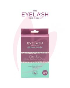 The Eyelash Emporium Lint Free Under Eye Gel Patches 50 Pairs