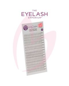 The Eyelash Emporium Special Effects 3D 0.07 Pre-Made Fans