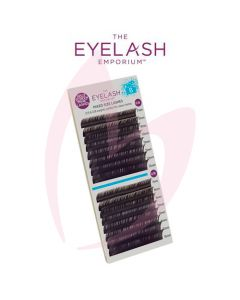 The Eyelash Emporium B Curl 0.15 & 0.18mm Split Screen Mink Tray Lashes