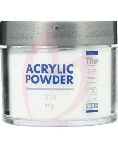 The Edge Acrylic Powder Clear 40g