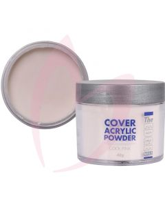 The Edge Cover Acrylic Powder Cool Pink 40g