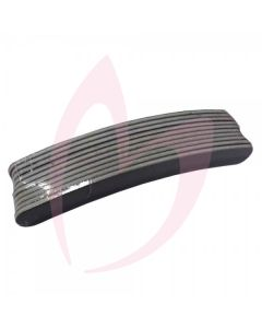 The Edge Duraboard Curved File 100/180 Grit 10pk