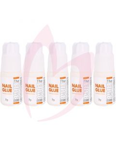 The Edge Nail Glue 3g (5pk)