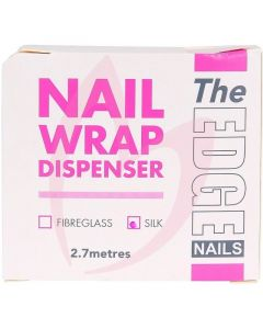 The Edge Nail Wrap Dispenser (Silk) 2.7m