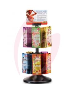 Synergy Tan Thirsty Rotating Sachet Display Deal (2020)