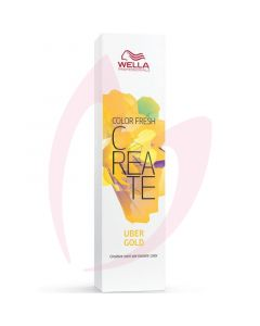 Wella Color Fresh CREATE 60ml - Uber Gold