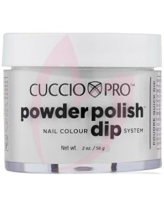 Cuccio Powder Polish 56g (2oz) Clear