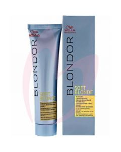 Wella Blondor Soft Blonde Lightening Cream 200g