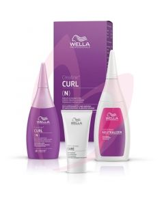 Wella Creatine+ Curl (N) Natural to Resistant Hair