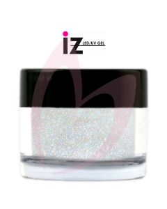 White Iridescent Multicoloured Glitter 6g (Pixie Dust)