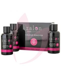 Zalon Colour Remover - 1 application, 3 x50ml