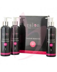 Zalon Colour Remover - 5 Applications, 3x250ml