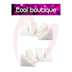 (Tool Boutique) Foam Make Up Wedges (8)