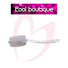 (Tool Boutique) Pumice/Brush Clear Handle