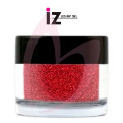 Bright Red Glitter 6g (Candy Cane)