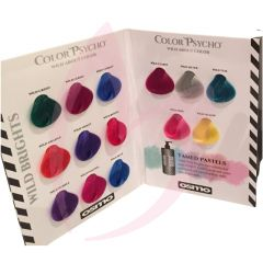 Osmo Color Psycho Shade Chart