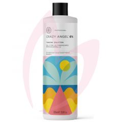 Crazy Angel Professional Tanning Solution 6% 1000ml