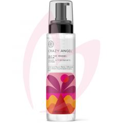 Crazy Angel Clear Self-Tan Mousse 200ml