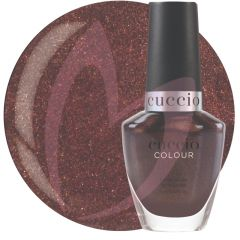 Cuccio Colour - Brownie Points 13ml Chocolate Collection