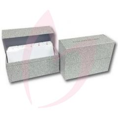 Client Record Card Box - Small ( Includes Pack of Record Cards)