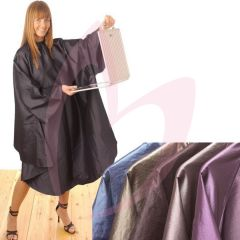 Hair Tools Gown with Sleeves - Water Resistant